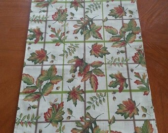 Table runner for Fall, Thanksgiving