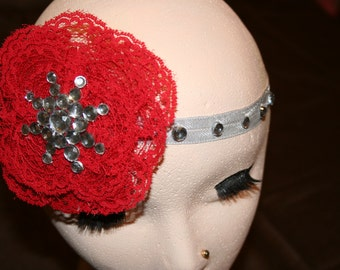 Flapper Inspired Headband