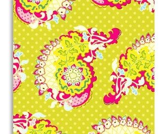 1 YARD Heather Bailey Pop Garden Paisley HB03