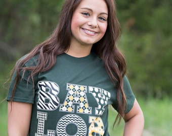 Baylor Bears Forest Green T-Shirt