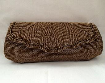 Vintage Richere Bag by Walborg Beaded Clutch