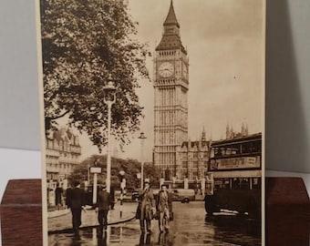 Post Card London Big Ben 1009