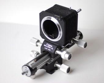 Canon Bellows FL | for Macro Photography