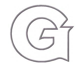 Georgetown Applique