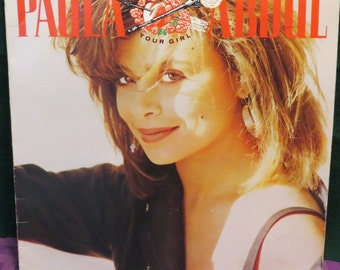 Paula Abdul Record Forever your Girl