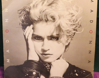 Madonna Record 1983
