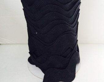 Jumbo Ric Rac-Black (5 Yard Bundle) Riley Blake Designs