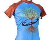 Kaishingo Women's Sola Short-Sleeve Cycling Jersey