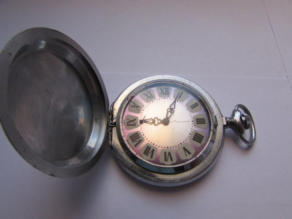 pocket watches молния ussr wolves by daniel2083 on etsy