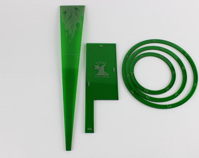 Green - War Machine and the Hordes starter measurement kits