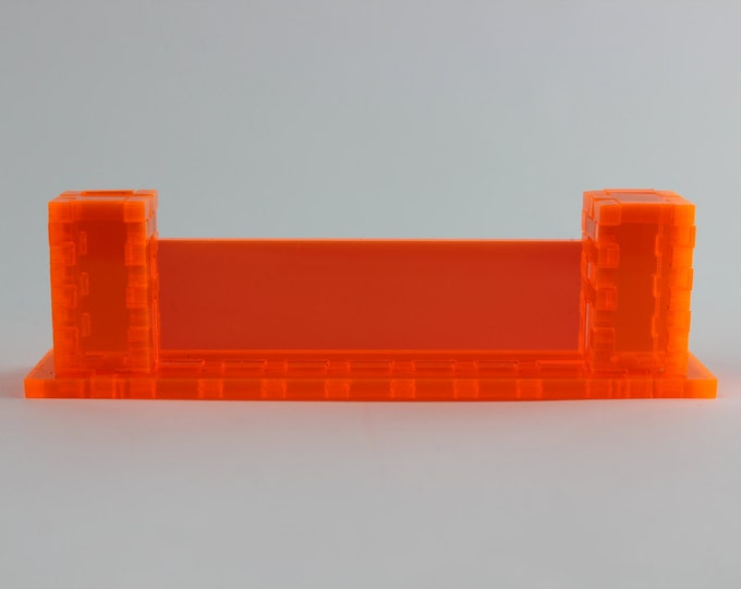 Orange - War Machine 3d Wall Kit