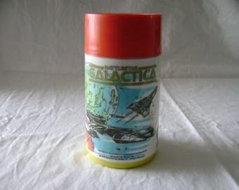 1978 Battlestar Galactica Thermos