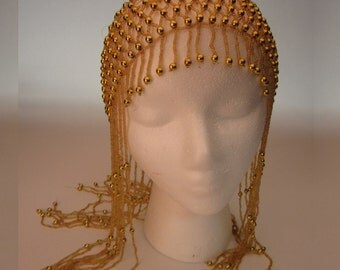 Cleopatra / Flapper Style Beaded Hair Dresses