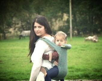 Tweed Baby Carrier