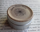 Lemon, Lavender and Neroli Solid Perfume, Beauty, tin pot