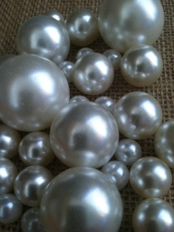 bulk loose white pearls no holes3 4 5 6 7 8 10 14 18 24 30mm