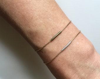 Brass In Pocket Bracelet