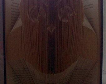 Owl Book Fold