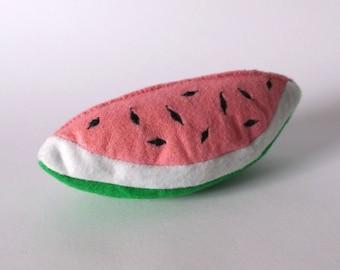 Felt Watermelon Screen Duster