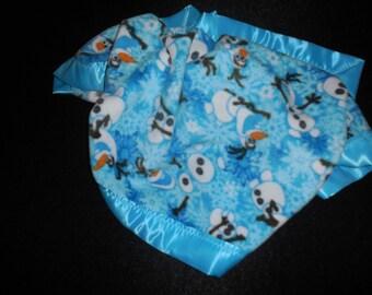 Frozen Fleece Baby Blanket