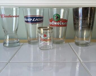 Budweiser Glass