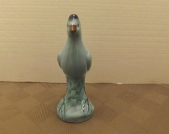 Brazilian Bluebird Figurine - Unmarked