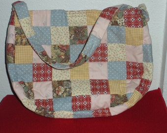 Quilted tote bag -  New