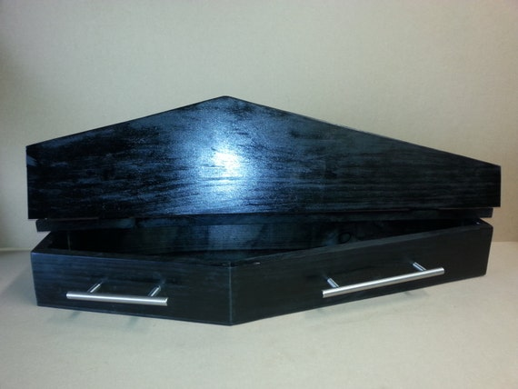 Coffin Storage Shelf