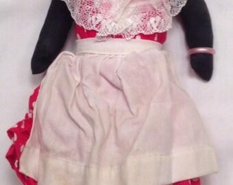 Vintage 1960's handmade Aunt Jemima Doll