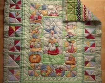 Springtime quilt