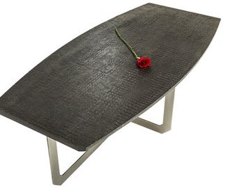 """2""""Ally"""" Concrete Coffee Table"""