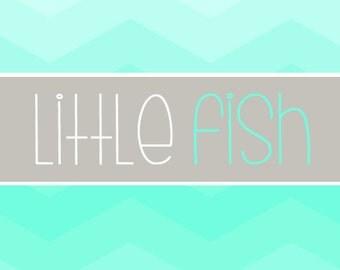 Little Fish - Custom Etsy Shop Set