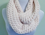 White Cowl with Gold Accents