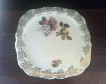 Plate Lord Nelson Pottery England 6 - 67
