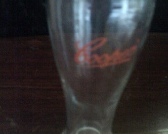 Beer Glass Coopers Red