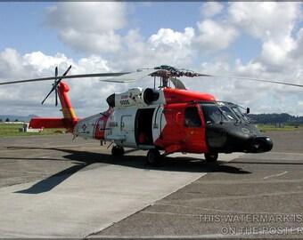24x36 Poster; Hh-60 Jayhawk