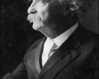 24x36 Poster; Mark Twain