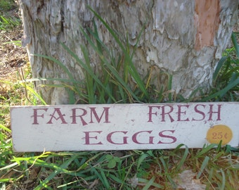 Pallet Sign kitchen pallet sign pallet art farm fresh eggs
