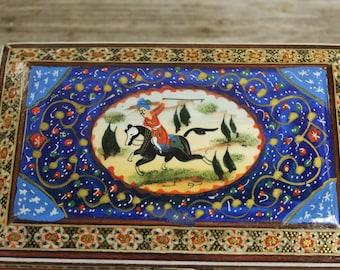 Mongolian Turkish Themed Box