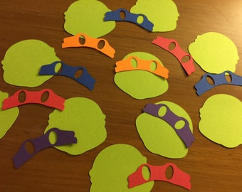 Teenage Mutant Ninja Turtles Confetti Pack - 200 pieces