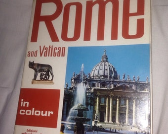 Rome And The Vatican In Colour 1977