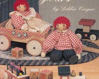 Decorative Tole Painting Patterns - Decorative Painting Patterns - Creatively Yours Decorative Painting Tole Painting Raggedy Ann Andy Book