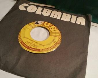 Johnny Cash Sun Label 45