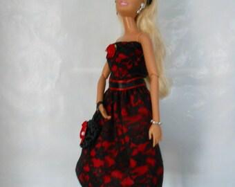 Barbie Vintage inspired dress