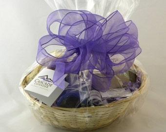 Gift Basket, Lavender Essentials