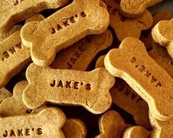Gingerbread Homemade Gluten Free Dog Treats