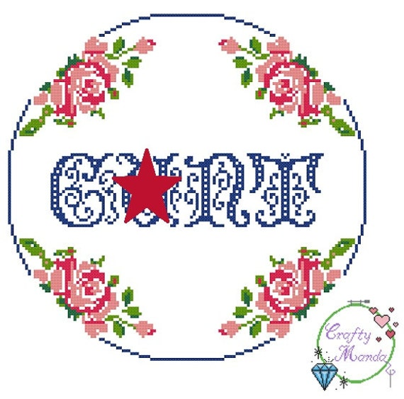 C*nt - PDF Cross Stitch Pattern