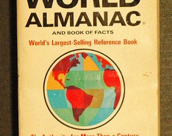 1970 World Almanac Book