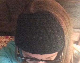 Headband earwarmer