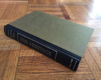 The Heritage - Hollow book box